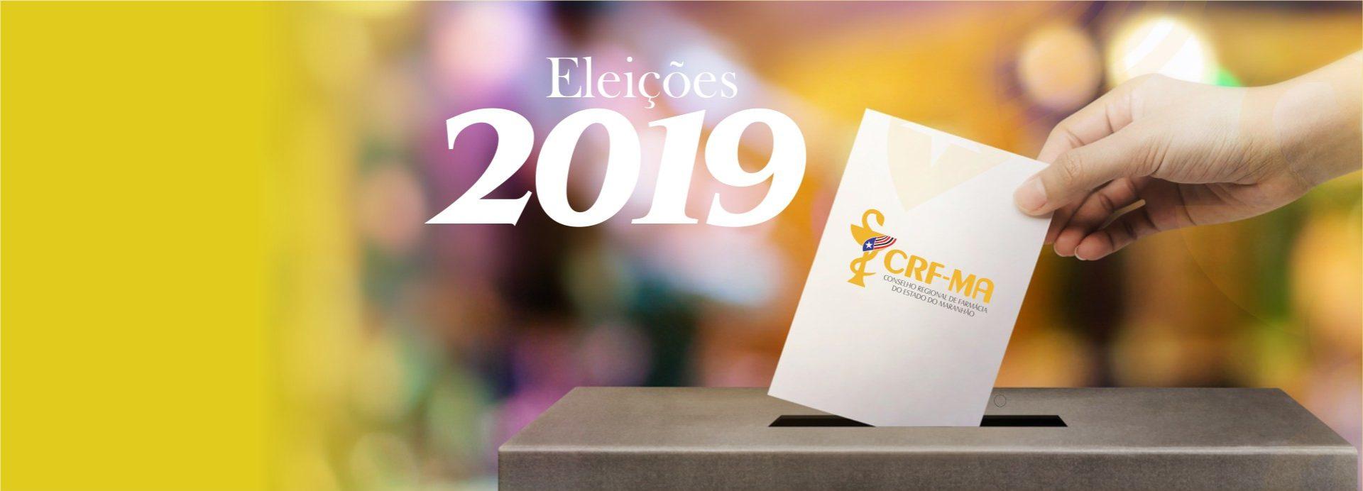 Confira o Resultados das Eleições do CRFMA
